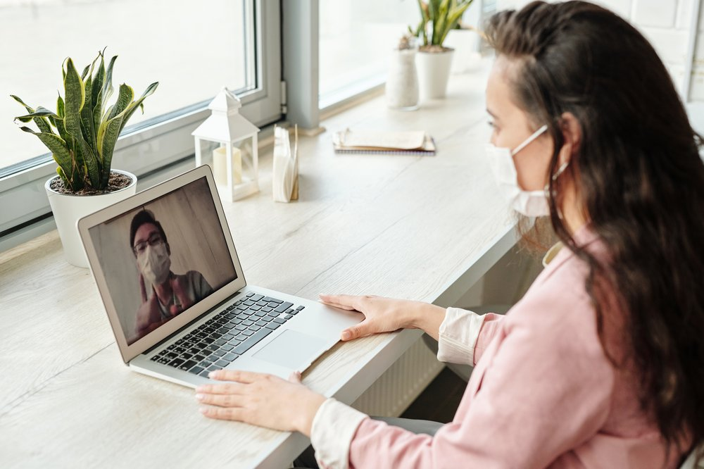 video call during pandemic