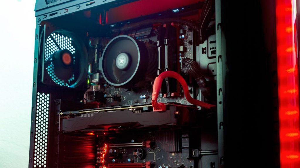 CPU Computer